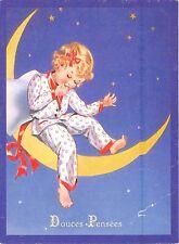 B51425 enfants children sleeping
