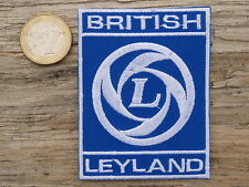 ECUSSON PATCH THERMOCOLLANT aufnaher toppa BRITISH LEYLAND morris mini austin