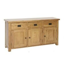 Dining Room Solid Wood Unbranded Sideboards & Buffets