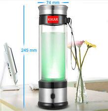 Ionisator Wasser Reise Flaschen Becher Anti Aging Antioxidans Wasser Maschine
