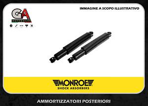 Ammortizzatori posteriori Fiat Panda 169 1.1 1.2 1.3 MULTIJET Monroe dal 03 a 12