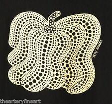 YAYOI KUSAMA x UNIQLO 'Gold Pumpkin' MoMA SPRZ NY Art T-Shirt S Black **NWT**