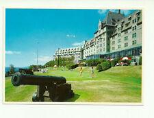MANOIR RICHELIEU - CANON , POINTE AU PIC, QUEBEC, CANADA CHROME POSTCARD