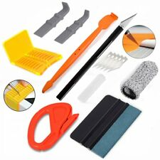 """Car Wrap Application Tools Vinyl 4"""" Protective Squeegee Glove Window Tint Kits"""