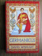 Germanicus by David Wishart (Hardback, 1997)