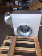 High Performance Fume Extract Fan Kitchen Canopy 8200m3/hr easy clean system 3ph