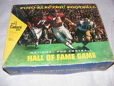 1971 Cadaco Foto Electric Professional Football Hall of Fame Game