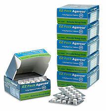Benchmark A2501 Ez Pack Agarose Tablets Pack Of 200 Tablets 100g