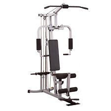 Powerline PHG1000X Home Gym Plate Loaded Compact Fitness Equipment by Body-Solid