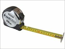 Stanley Tools - FatMax Xtreme Tape Measure 10m (Width 32mm) - 0-33-897