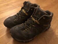 Merrell Men's Size 9 All Out Blaze Unifly Select Dry 0914 Vibram Hiking Shoes