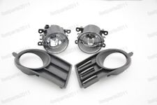 Front Fog Lights / Lamps + Covers Kits For Suzuki Swift 2005-2006