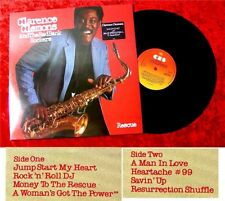 LP Clarence Clemons and the Red Bank Rockers Rescue