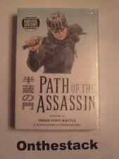 MANGA: Path of the Assassin Vol. 12 by Kazuo Koike & Goseki Kojima. Sealed!