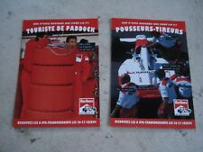 MARLBORO - CARTES POSTALES GRAND PRIX DE SPA-FRANCORCHAMPS 1994