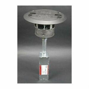 Wiremold (RC4ATCAA) Flush Poke Thru Assembly