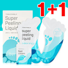 TONYMOLY Shiny Foot Peeling Liquid 1+1 Limited Edition BELLOGIRL
