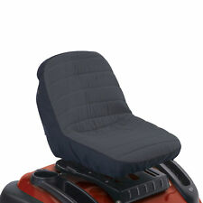 """Classic Accessories Deluxe Tractor Seat Cover Fits 14""""-16.5""""H Backrests"""