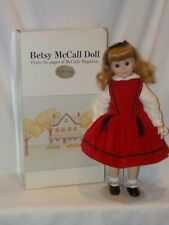 """15"""" Porcelain Collector Doll Betsy McCall In Box"""