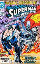 DC Superman The Man of Steel #26 (Oct,1993) Comic Book