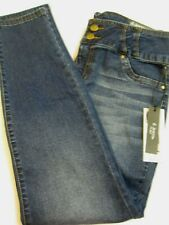 NWT Womens D. Jeans sz Highwaist Ankle sz 4 Dark London