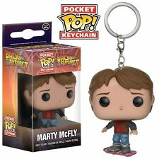 Back to the Future 2 - Marty Mcfly Pocket POP keychain
