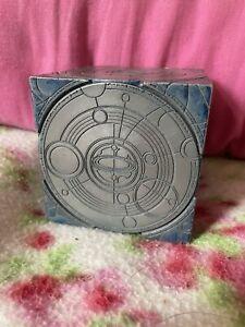 Rubbertoe Replicas Doctor Who Seige Cube Flatline Prop
