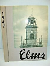 1947 Elms, NY State College f/Teachers (State Univ College) Buffalo, NY Yearbook