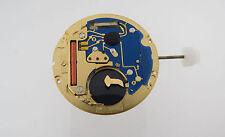 New ETA 955.112 2 Hand Swiss Quartz Watch Movement 3 O'Clock Date