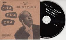 ABELARDO BARROSO Cha Cha Cha 2014 UK 14-track promo CD