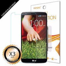 3x Anti-Glare Matte Screen Protector Shield Film For LG G2