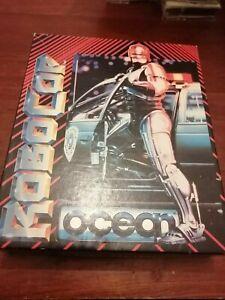 Robocop  - ZX Spectrum 48K/128K 1988 Ocean Tested/Working Big Box