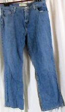 Levis 515 Boot Cut Jeans 18 M Straight Mid Rise 36X31