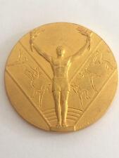 """#1237# Médaille des Sports  """"Cercle Philatélique couvinois"""" 1968"""