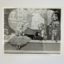 Vintage Original Photo Movie Still Lili 1953 Puppets Leslie Caron