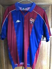 FC Barcelona 1992-95 Home Shirt Kappa, Size M, Excellent condition