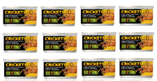 EXO Terra Canned Crickets XL Reptile Lizard Food 34g