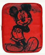 Disney's Mickey 8x10 TABLET CASE COVER Zipper Padded ~