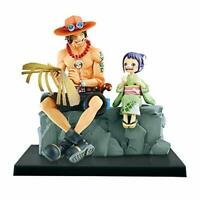 ONE PIECE Wano Country Ichiban Kuji last one Prize Ace & Otama figure JAPAN