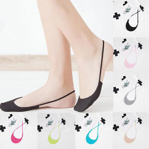 1Pair Summer Invisible Socks Half Palm High Heels Socks Breathable Boat Socks