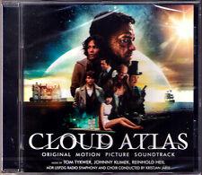 CLOUD ATLAS Tom Tykwer Johnny Klimek Reinhold Heil Kristjan Järvi Wolkenatlas CD