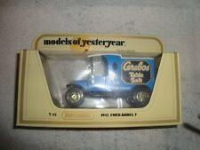Models of Yesteryear-Y-12 Ford Modelo T Van-Cerebos sal de mesa-mira -!!!