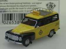 Brekina Volvo Duett Kombi ANWB - 29322 - 1:87