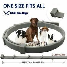 Adjustable Neck Collar Anti Flea Tick Collar Dog Cat Pet 8Months Protection New