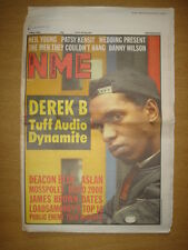 NME 1988 MAY 7 AUDIO DYNAMITE DEREK B DEACON BLUE ASLAN