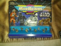MICRO MACHINES STAR WARS EWOKS GALOOB 1994 NEW UNOPENED BLISTER BOX