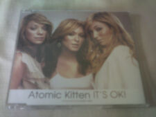 ATOMIC KITTEN - IT'S OK - 3 TRACK CD SINGLE