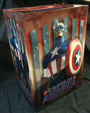 CAPTAIN AMERICA PREMIUM FORMAT SIDESHOW COLLECTIBLES MIB $1,000 OR BEST OFFER