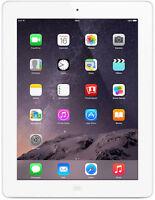 """Apple iPad 3rd Gen 32GB, Wi-Fi + 4G AT&T, Retina 9.7"""" - White - (MD370LL/A)"""