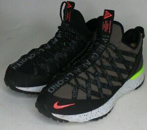 Nike ACG REACT TERRA GOBE Ridgerock / Flash Crimson Black BV6344-202 Men's 11